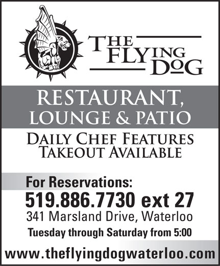 Ads Flying Dog The