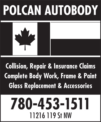 Ads Polcan Autobody
