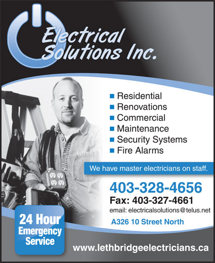 Ads Electrical Solutions Inc