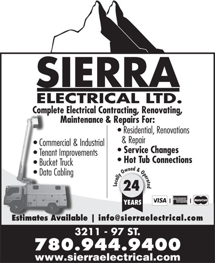 Ads Sierra Electrical Ltd