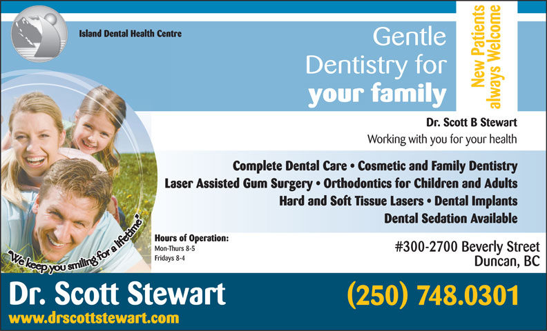 Ads Stewart Scott Dr Inc