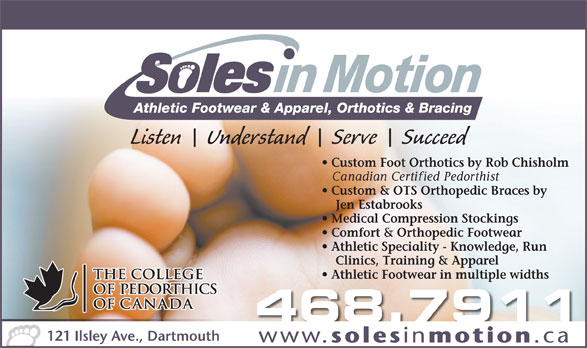 Ads Soles In Motion