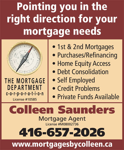 Ads Mortgage Department Corporation, The
