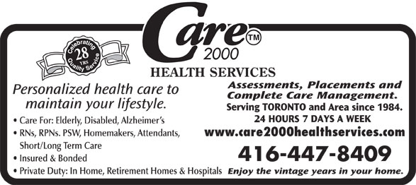 Ads Care 2000 Health Services