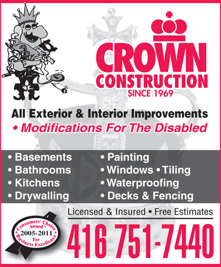 Ads Crown Construction