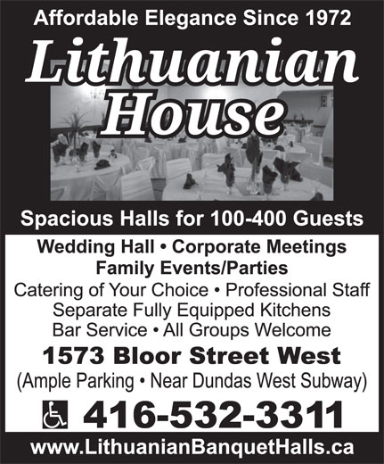 Ads Lithuanian Community House