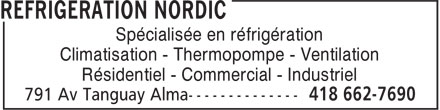 Ads Refrigeration Nordic