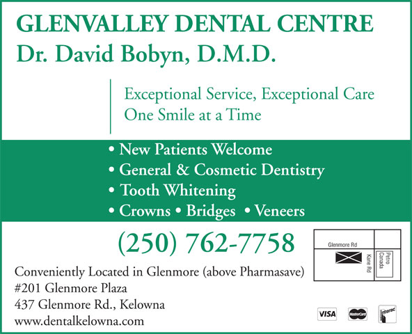Ads Glenvalley Dental Centre