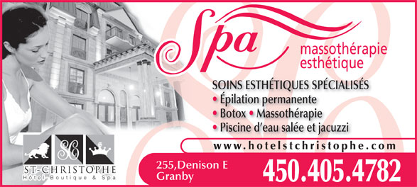 Ads Spa St-Christophe