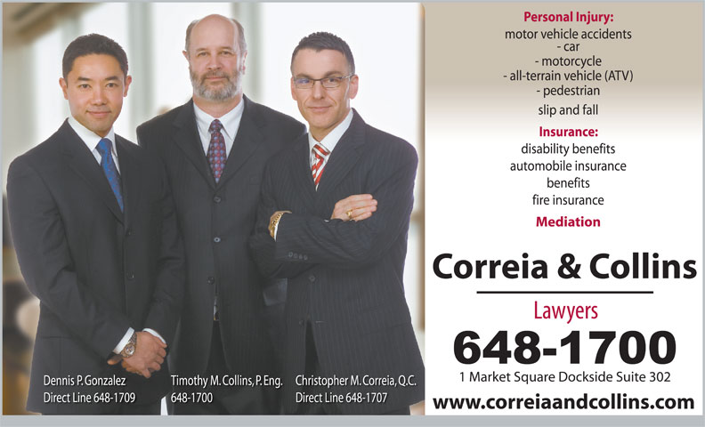 Ads Correia & Collins
