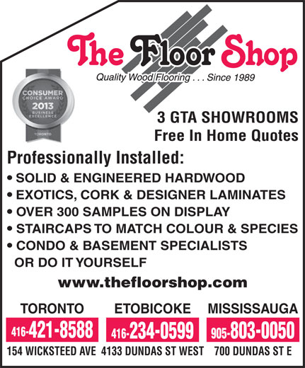 Ads Floor Shop, The