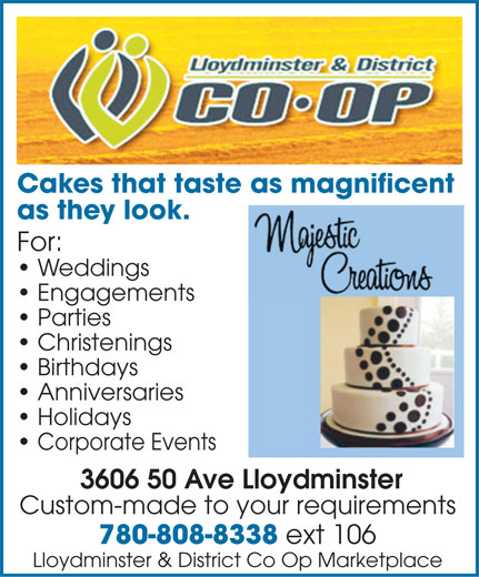 Ads Co-op Marketplace Lloydminster