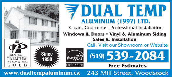 Ads Dual Temp Aluminum (1997) Limited - Aluminum & Fabric