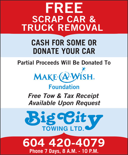 Ads Big City Towing Ltd