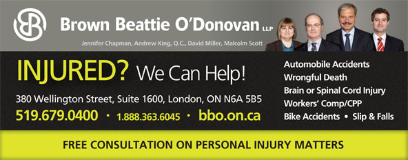 Ads Brown Beattie O'Donovan