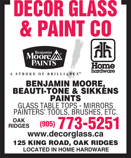 Ads Decor Glass & Paint Co