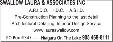 Ads Swallow Laura & Associate
