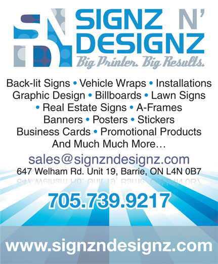 Ads Signz N Designz