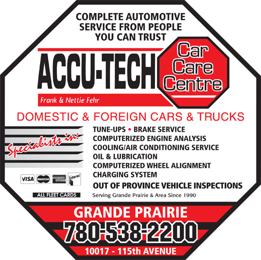 Ads Accu-Tech Car Care Centre