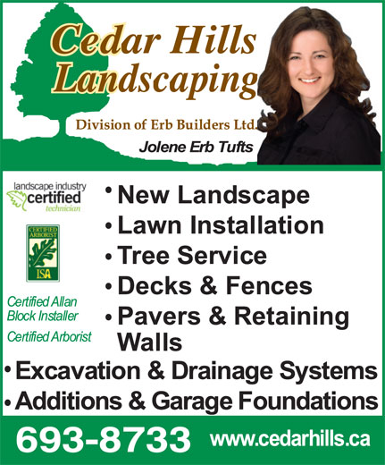 Ads Cedar Hills Landscape &amp; Design