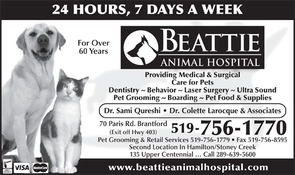 Ads Beattie Animal Hospital