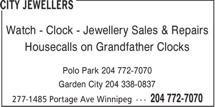 Ads City Jewellers