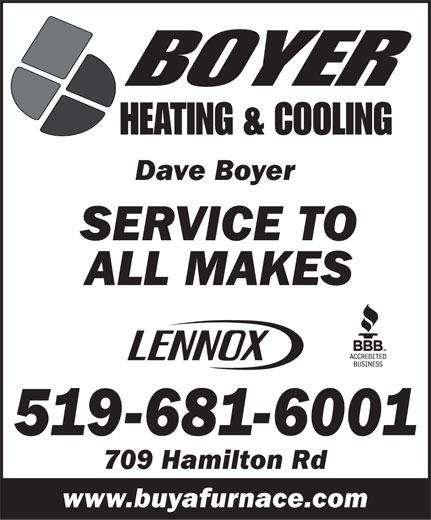 Ads Boyer Heating & Cooling
