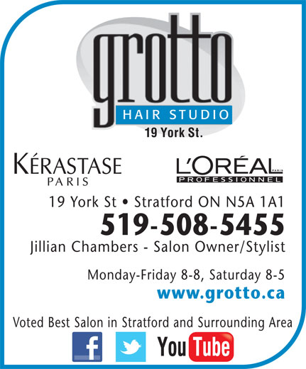 Ads Grotto Hair Studio