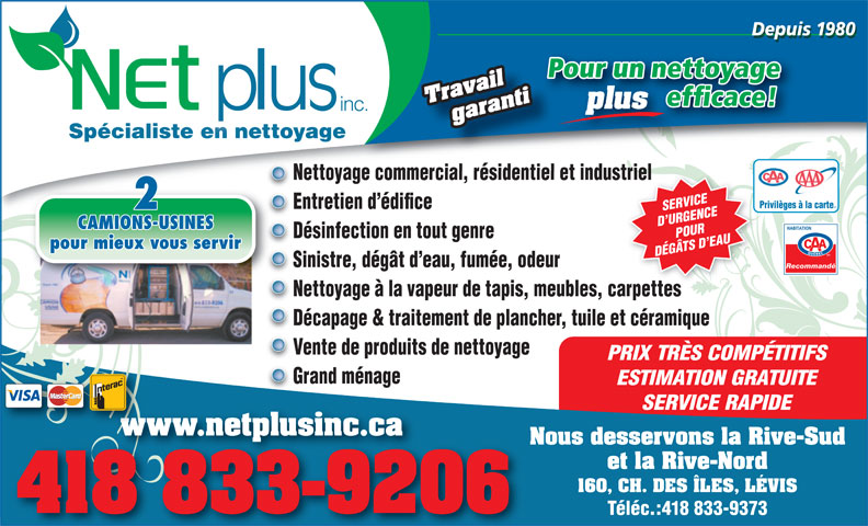 Ads Net Plus inc