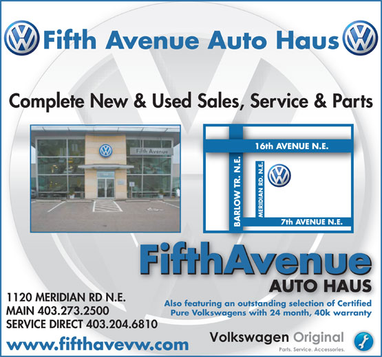 Ads Fifth Avenue Auto Haus