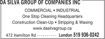 Ads Da Silva Group of Companies Inc