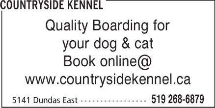 Ads Countryside Kennel