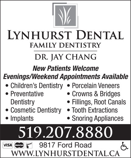 Ads Lynhurst Dental