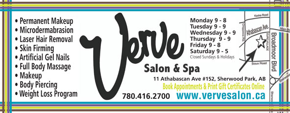 Ads Verve Salon & Spa Ltd