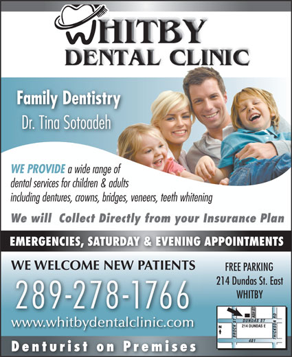 Ads Whitby Dental Clinic