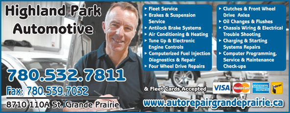 Ads Highland Park Automotive Repair