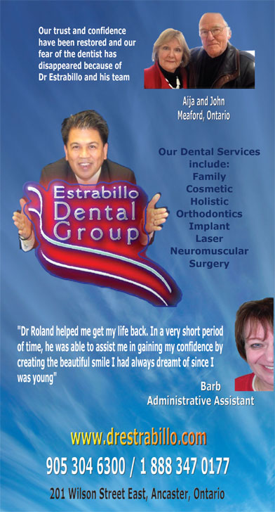 Ads Estrabillo Dental Group Ancaster