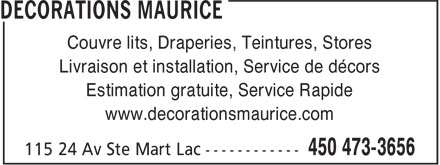 Ads Décorations Maurice