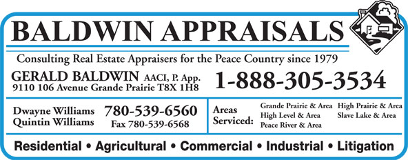 Ads Baldwin Appraisals