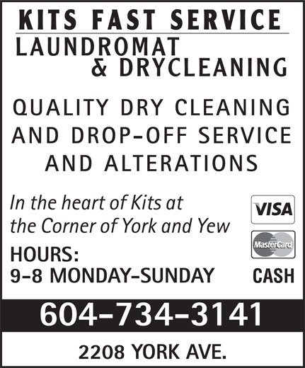 Ads Kits Laundromat Ltd
