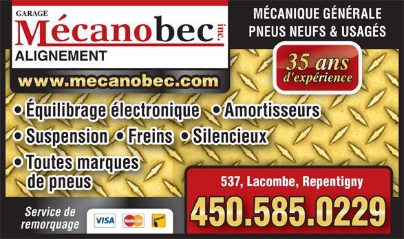 Ads Garage Mcanobec Inc