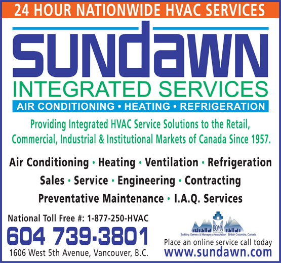 Ads Sundawn Integrated Services Inc