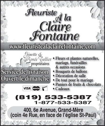 Ads A La Claire Fontaine