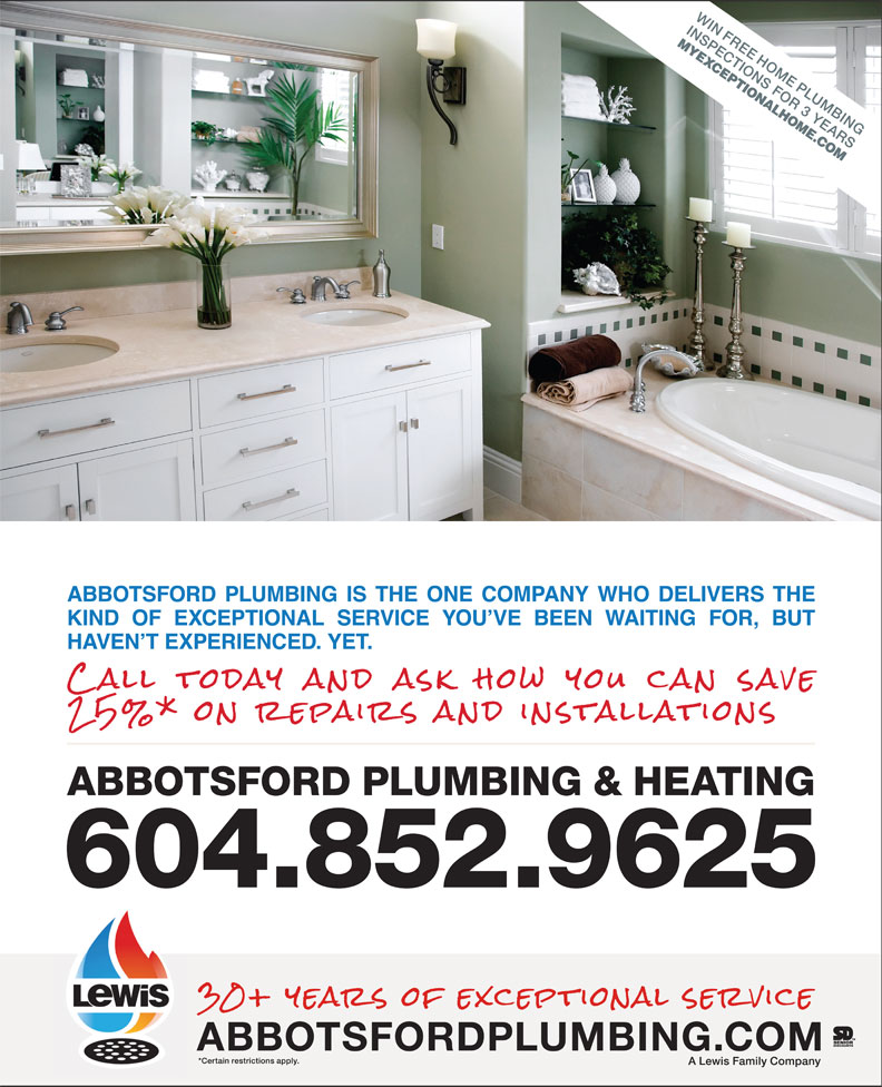 Ads Abbotsford Plumbing & Heating