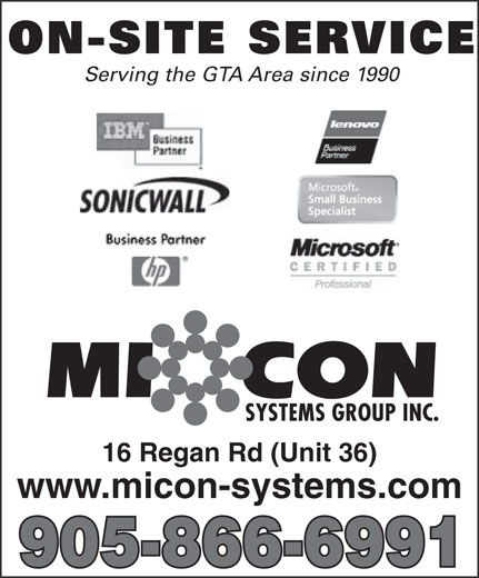 Ads Micon Systems Group Inc