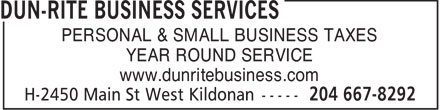 Ads Dun-Rite Business Services