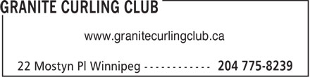 Ads Granite Curling Club