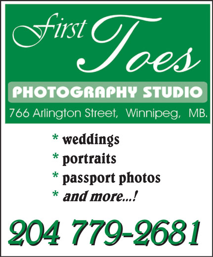 Ads First Toes Photography