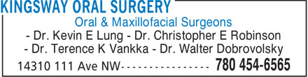 Ads Kingsway Oral Surgery