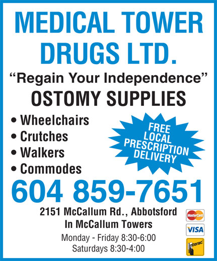 Ads Medical Tower Drugs Ltd